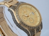 "Engraved ""Invicta"" watch"