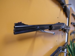 Zoli double rifle
