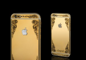 Engraved iPhone 6